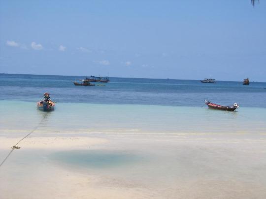 Koh-Tao-Sairee-Beach
