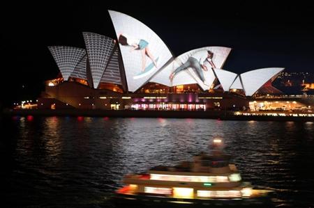 Vivid Sydney 2012 / Urbanscreen