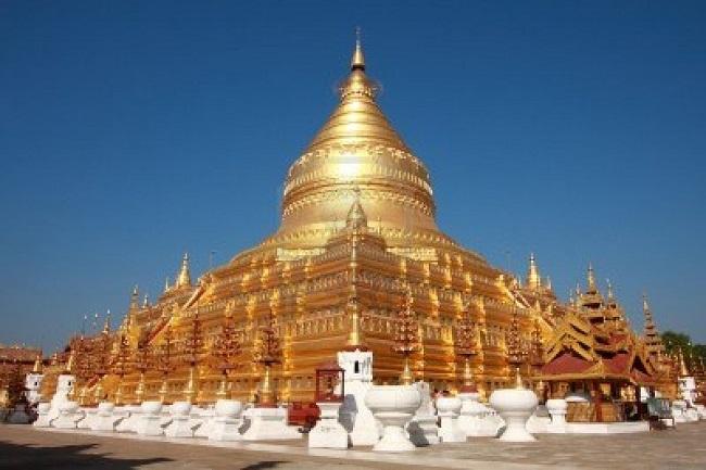 Vé máy bay Tiger air giá rẻ  đi Myanmar