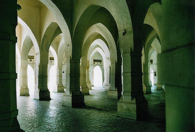 Thành phố Bargerhat cổ kính