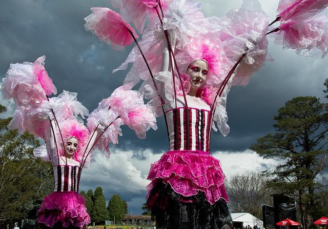 Lễ hội hoa Floriade độc đáo ở Úc