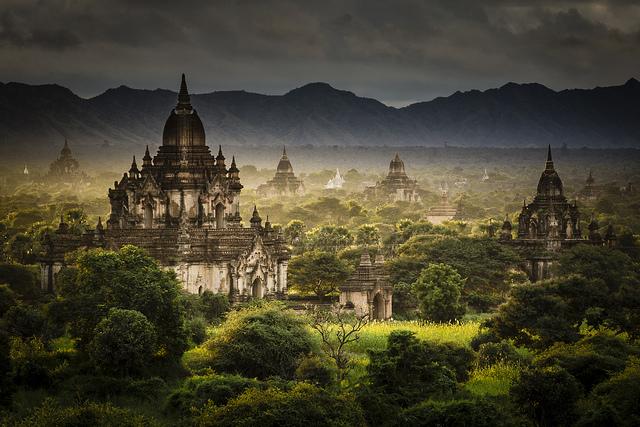 Những trải nghiệm đáng nhớ ở Myanmar