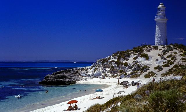 Khám phá hòn đảo Rottnest kì diệu
