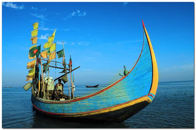 Cox's Bazar - niềm tự hào của Bangladesh