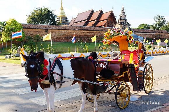 Du ngoạn miền Lampang cổ kính