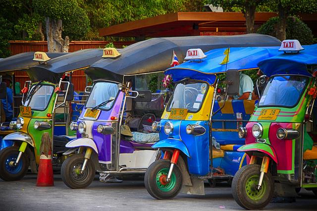 Kinh nghiệm di chuyển trong nội thành Bangkok
