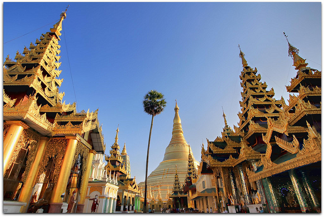 Yangon - nơi những hoài niệm đọng lại