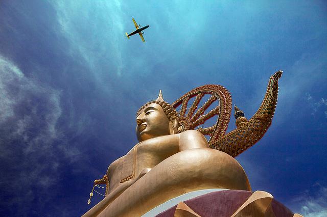 Tận hưởng tại thiên đường du lịch Koh Samui