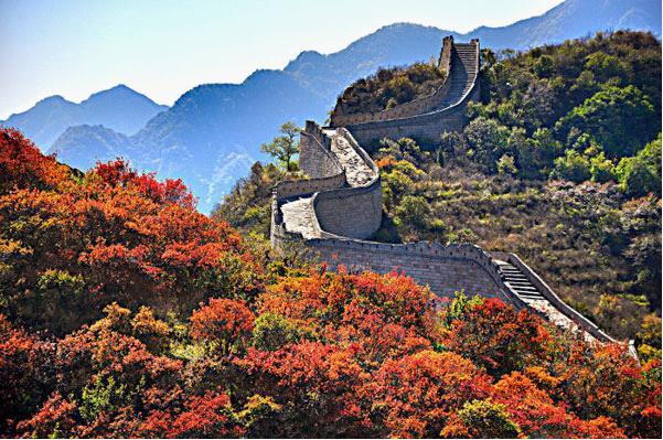Du ngoạn Bắc Kinh mùa thu rực rỡ