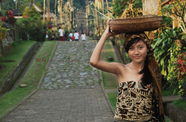 Ngôi làng truyền thống Penglipuran độc đáo