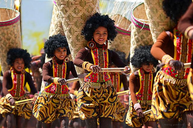 Rực rỡ sắc màu lễ hội văn hóa Dinagyang