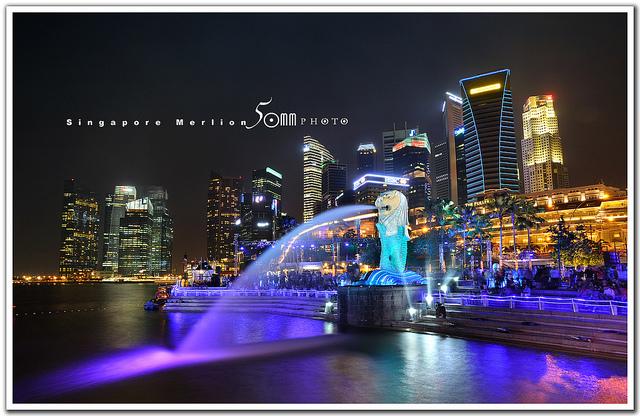 Singapore - thiên đường du lịch sôi động