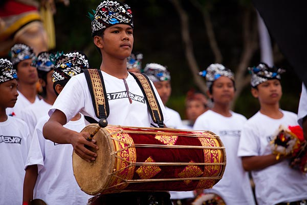 Ngày tết im lặng độc đáo ở Bali