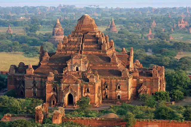 5 ngôi đền cổ kính đẹp nhất ở Bagan