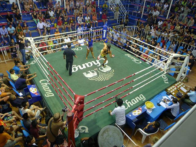 Đến Thái Lan khám phá Boxing Thái