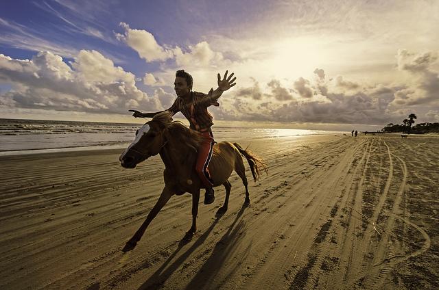 Kuakata - thiên đường tuyệt đẹp của Bangladesh