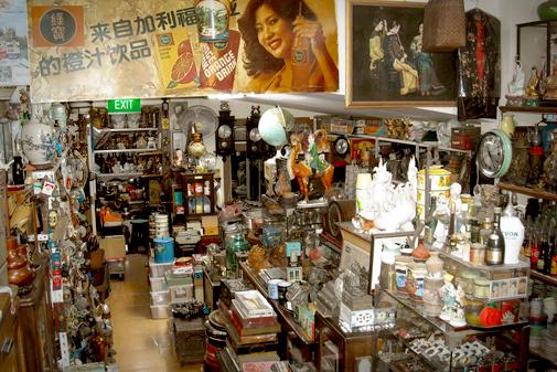 Những điểm mua quà lưu niệm tốt nhất tại Singapore