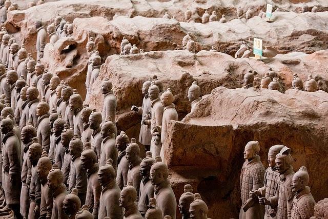 5 điểm đến nổi tiếng nhất ở thành cổ Tây An