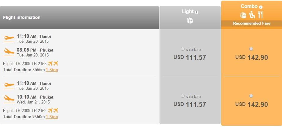 Cách mua vé máy bay đi Phuket giá rẻ