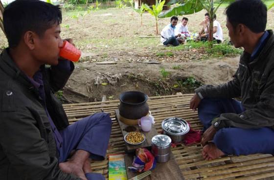 Thai Yee - món đồ uống đặc trưng của Myanmar