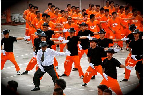 Khám phá nhà tù khác lạ thú vị ở Cebu