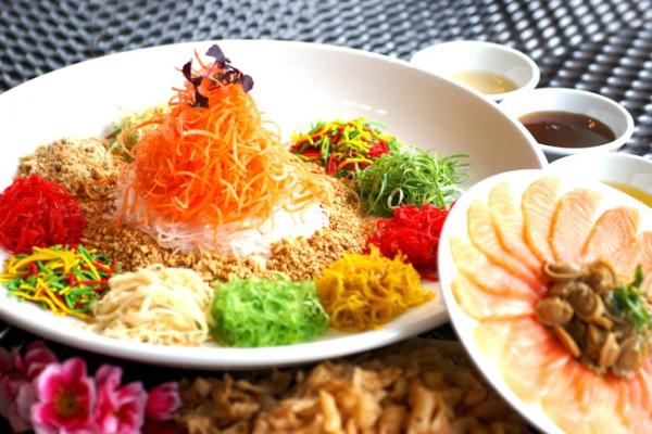 Nộm Yeesang - một nét văn hóa tết Malaysia