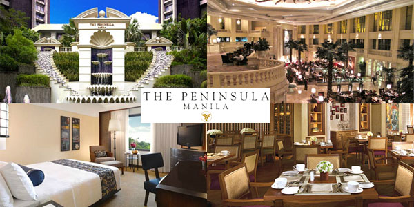 Top 5 khách sạn nổi tiếng ở Manila