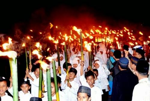 Khám phá những cái Tết lớn của người Indonesia
