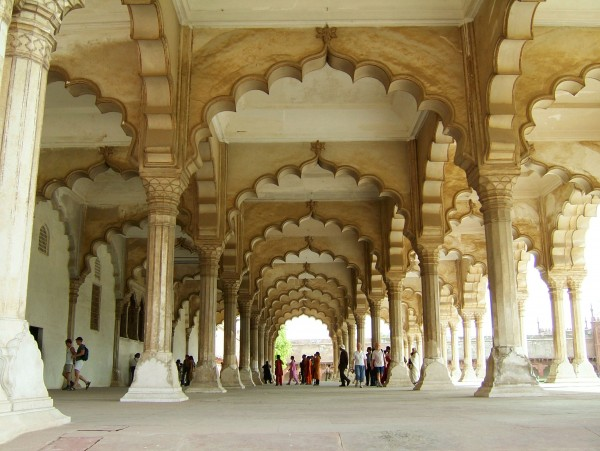 Agra-Fort-Diwan-i-Am-Hall-