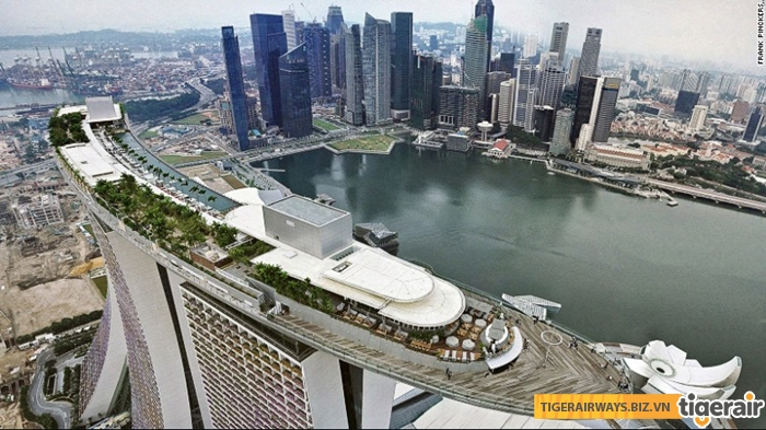 Khách sạn Marine Bay Sands Singapore