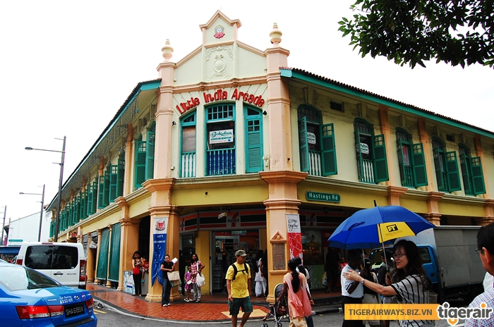 Khu Tiểu Ấn Singapore