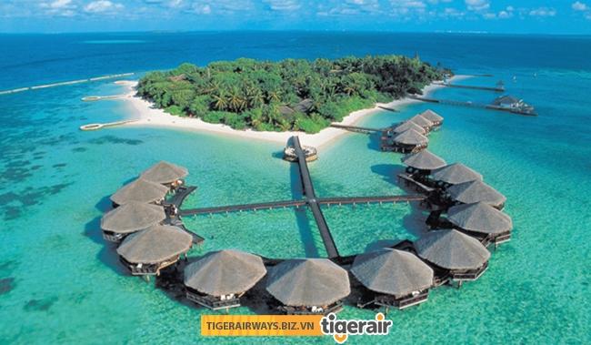 Quần đảo Lakshadweep đẹp đến mê hồn