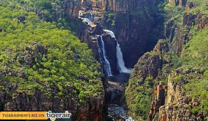 Vẻ đẹp ngoạn mục ở Kakadu Úc