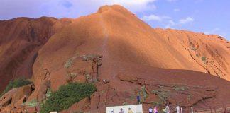 Trải nghiệm thú vị ở Uluru-Kata Tjuta.