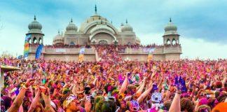 Lễ hội Holi festival