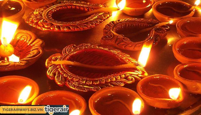 Phong tục đón Tết cổ truyền ở Ấn Độ