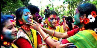 Tết truyền thống Ấn Độ rực rỡ sắc màu!