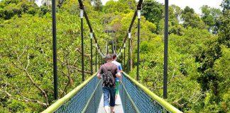 Những địa điểm du lịch miến phí nổi tiếng ở Sing