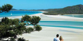 Một trong 7 bãi biển đẹp tại châu Á