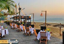 Những bãi biển nổi tiếng ở Myanmar