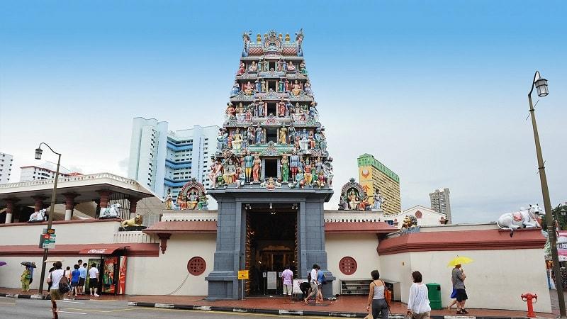 Little India- Khu phố nổi tiếng ở Singapore