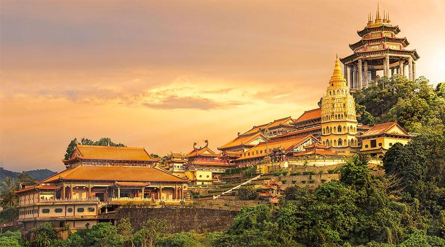 Ghé thăm thành phố Penang