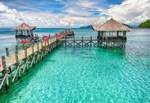 Đảo Pulau Mabul